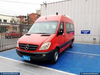 MERCEDES BENZ SPRINTER 415 AÑO 2012 15+1 PAX
